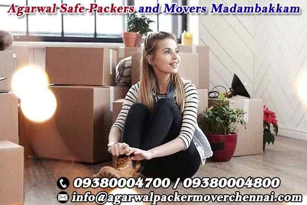 Packers and Movers Madambakkam
