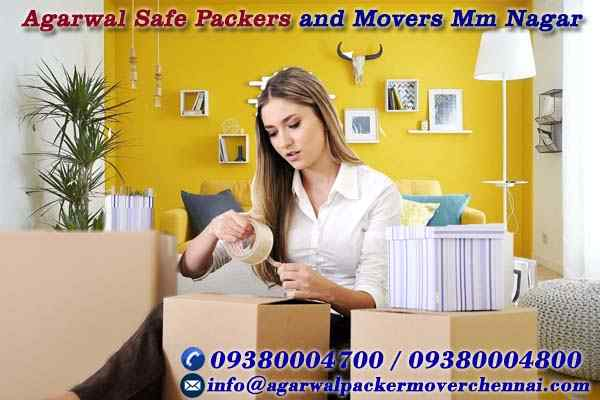 Packers and Movers Mm Nagar