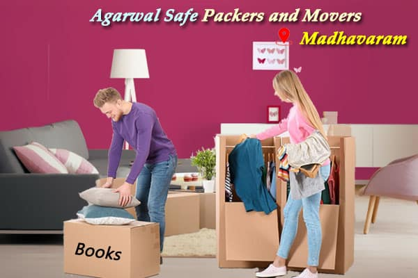 Packers and Movers Madhavaram