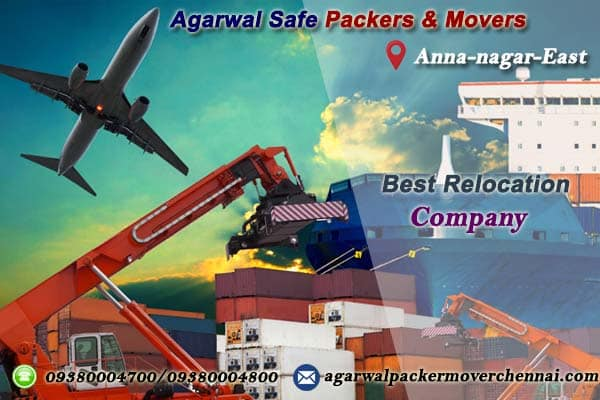 Packers and Movers Anna Nagar East