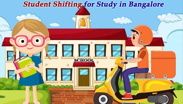 Student Shifting for Study in Bangalore